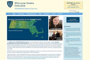 William James College INTERFACE Referral Service