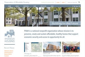 Preservation of Affordable Housing screenshot