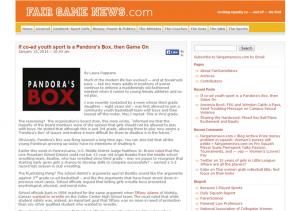 Screenshot: fairgamenews.com