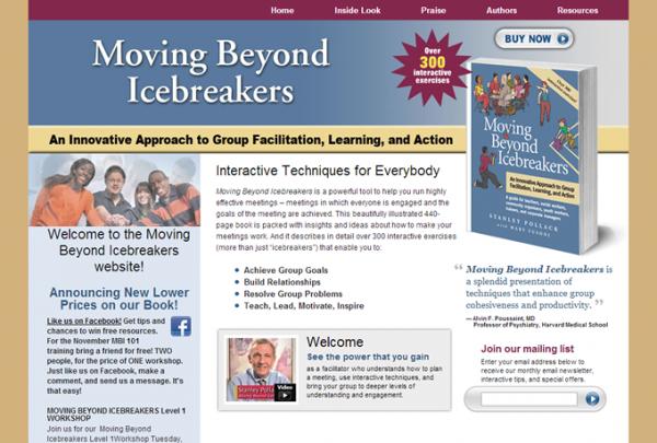 Screenshot: movingbeyondicebreakers.com