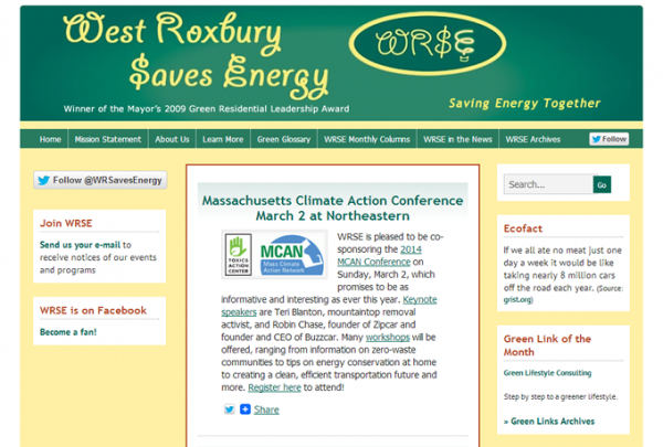 Screenshot: westroxburysavesenergy.org